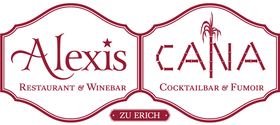 Alexis Restaurant & Winebar – Cana Cocktailbar & Fumoir